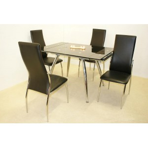 Magna Extending Table Black...
