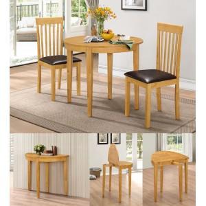 Lunar Dining Chair Mahogany