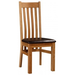 Louisa Chair Solid Oak Natural