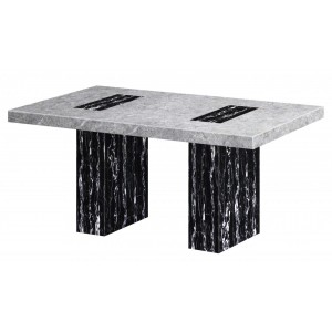 Lotus Marble Dining Table