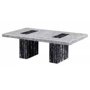 Lotus Marble Coffee Table