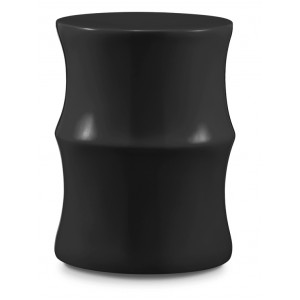 Amora Lamp Table Black