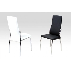Lazio PU Chairs Cream