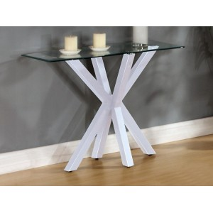 Langley Gloss Console Table...