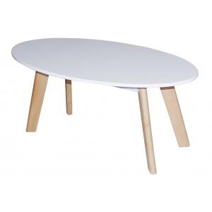 Belgium Oval Coffee Table...