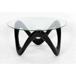 Lamar Coffee Table Black