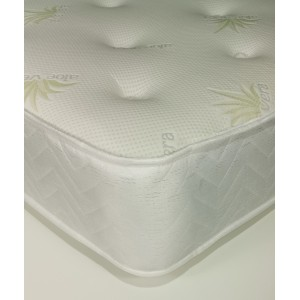4 Foot Mattress Aloe Vera Memory Foam