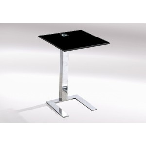 Kia Black Lamp Table (2s)