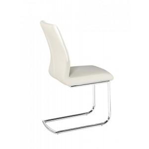 Honora PU Chairs Chrome &...