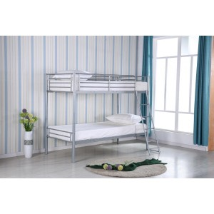 Himley Bunk Bed Silver