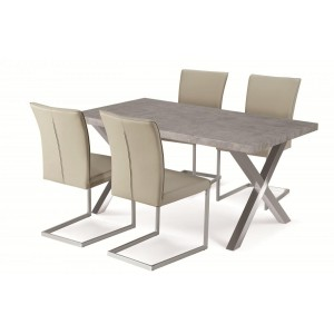 Helix Dining Table Stone &...