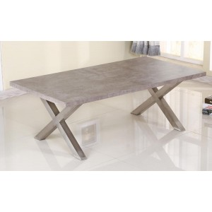 Helix Coffee Table Stone &...