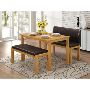 Hamra Dining Set with 2...