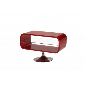 Garfield TV Unit Red