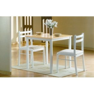 Dinnite Dining Set 2 Chairs...