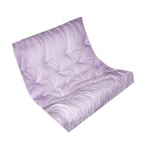 Futon Mattress Double Lilac