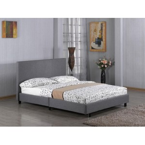 Fusion Fabric 4 Foot Bed Grey