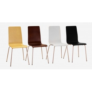Fiji Rectangle Chairs Black