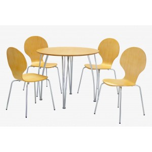 Fiji Round Dining Set with...