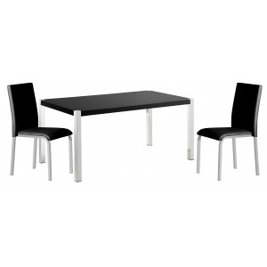 Gamma Dining Table Black...