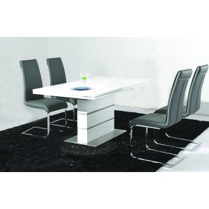 Dolores Dining Table White...