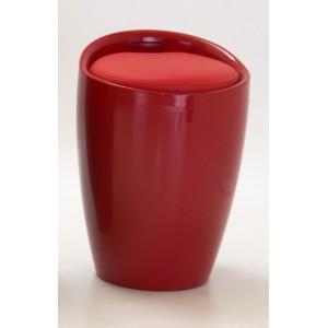 Dawson Red High Gloss Stool...