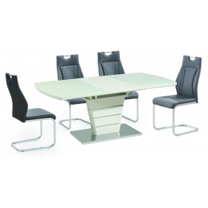 Dartmoor PU Chairs Chrome &...