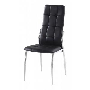 Georgia PU Chairs Chrome &...