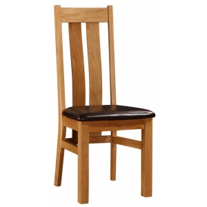 Cumbria Chair Solid Oak...