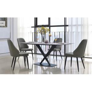 Crete Fabric Dining Chair...