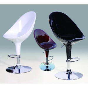 Bar Stool Model 5 White...
