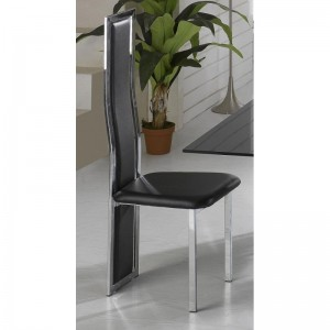 Trinity Dining Chair Chrome...