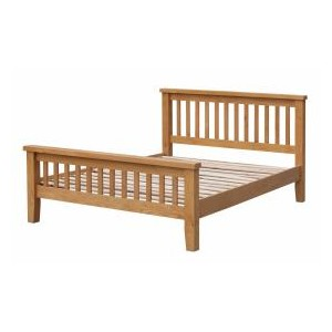 Acorn Solid Oak Bed High...