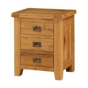 Acorn Solid Oak Bedside...