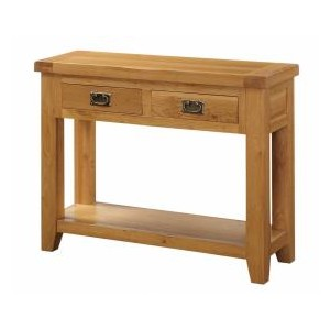 Acorn Solid Oak Hall Table...