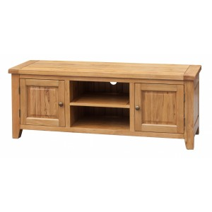 Acorn Solid Oak TV Unit...