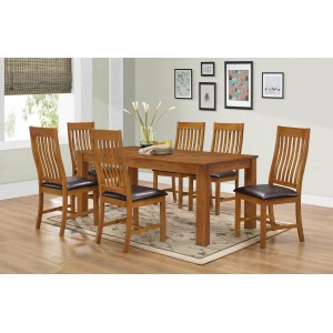 Adderley Dining Set with 6...