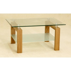 Adina Coffee Table Oak