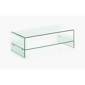 Angola Clear Coffee Table...