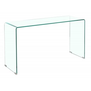 Angola Clear Console Table