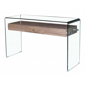 Angola Clear Console Table...