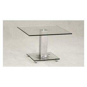 Ankara Lamp Table Chrome