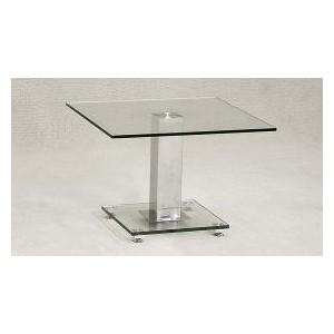 Ankara Lamp Table Chrome