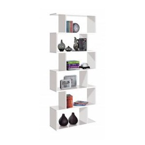 Arctic Bookcase Tall White...