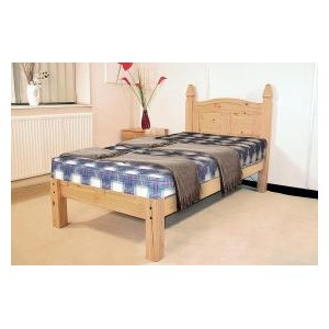 Corona Bed Single Low Footend
