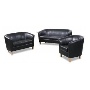 Claridon 3 Seater Sofa PU...