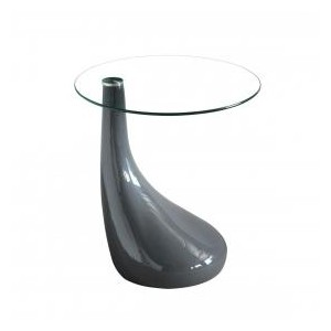 Chilton Lamp Table Grey