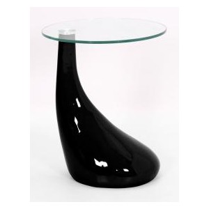 Chilton Lamp Table Black