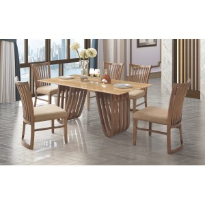 Aurora Dining Chair Solid...