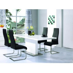 Chaffee Dining Table White...